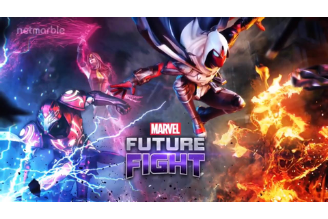 Marvel Future Fight Receives New Updates and Characters ...