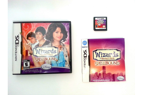 Wizards of Waverly Place: Spellbound game for Nintendo DS ...