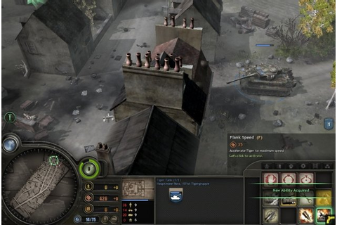 Company of Heroes Tales of Valor Free Download Game