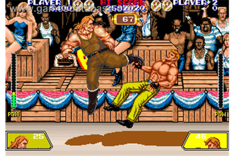Violence Fight - Arcade - Games Database
