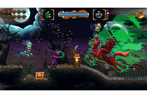 Retro Platformer Fox n Forests Heading To Nintendo Switch ...