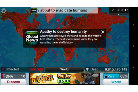 Plague Inc. Tips and Musings
