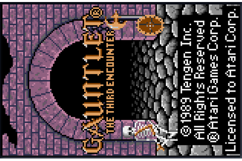Gauntlet - The Third Encounter (USA, Europe) ROM
