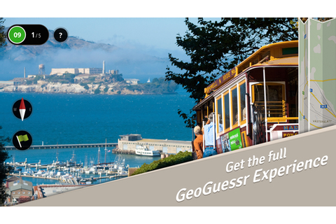 GeoGuessr - Let's explore the world! on the App Store
