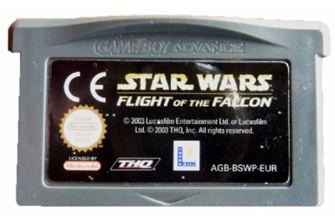 Buy Star Wars: Flight of the Falcon Game Boy Advance Australia