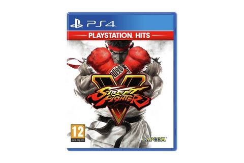 Buy Street Fighter V Playstation Hits PS4 Game | PS4 games ...