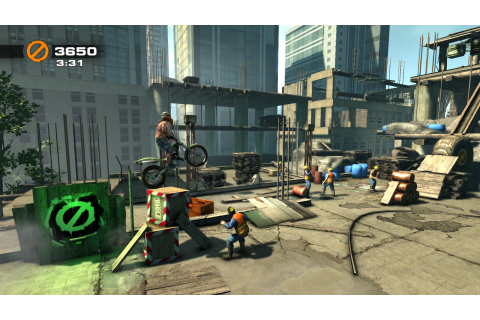 Urban Trial Freestyle on Vita free for PS Plus members ...