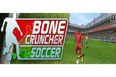 Bonecruncher Soccer - Soccer without rules - Droid Gamers