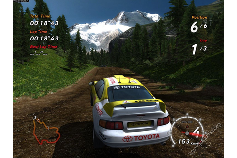 Sega Rally Revo - Download Free Full Games | Racing games