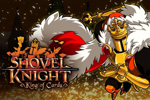 Shovel Knight: King of Cards, Treasure Trove collection ...