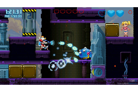 Mighty Switch Force! 2 - Game - Nintendo World Report