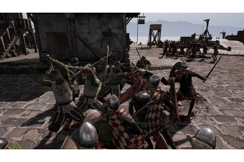 Ancestors, A Medieval Real Time Strategy Title, Announced