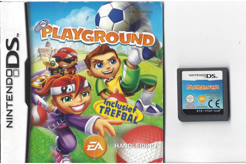 EA Playground for Nintendo DS NDS - Passion for Games ...