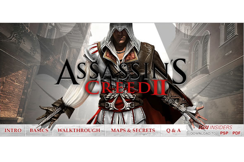 Assassins creed ii: discovery | Assassin's Creed II ...