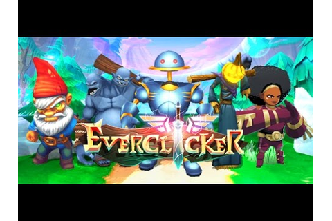 Wizard101 New Mobile Game (EverClicker) - YouTube