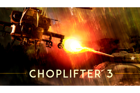 Choplifter 3 SNES - O Jogo do Helicóptero - YouTube