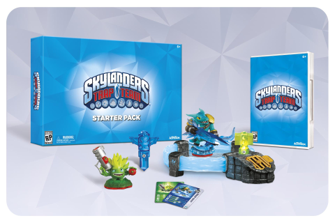 Activision Announces 'Skylanders Trap Team'