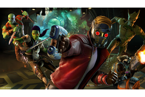 Dang, the New 'Guardians of the Galaxy' Video Game Is ...