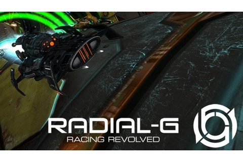 Radial-G: Racing Revolved VR Game Review | Play3r