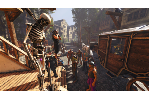 Atlas is a pirate MMO where players run the seas | Rock ...