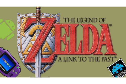 The Legend of Zelda: A Link to the Past - GBA on Android ...