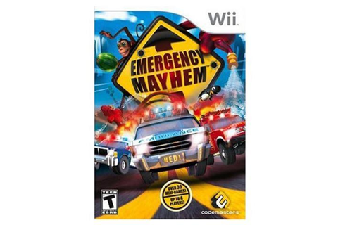 Emergency Mayhem Wii Game - Newegg.com