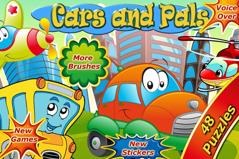 Cars for Kids: Puzzle Games - Android Apps on Google Play