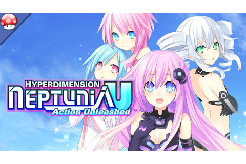 Hyperdimension Neptunia U: Action Unleashed Gameplay #2 ...