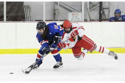 Greenwich girls ice hockey team makes it back to the ...