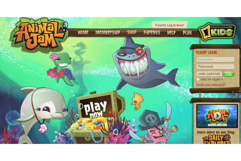 The Obsessive Researching Mommy: Animal Jam Game Review ...