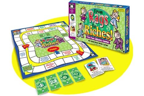 25+ best ideas about Rags to riches game on Pinterest ...