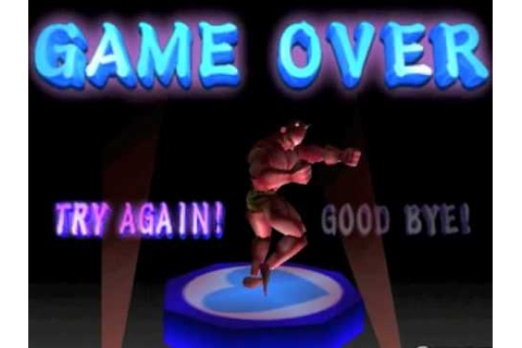 Game Over, Try Again - YouTube