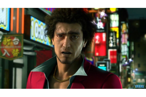 Here's a potential look at the new Yakuza game