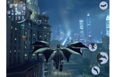 Free Android Games obb+apk: Batman- The Dark Knight Rises ...