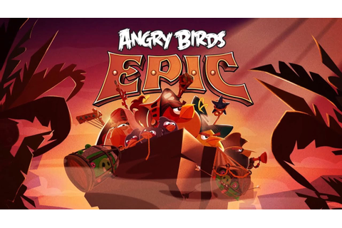 Angry Birds Epic - Official Gameplay Trailer - YouTube