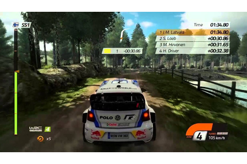 WRC 4: FIA World Rally Championship Free Download Full PC ...