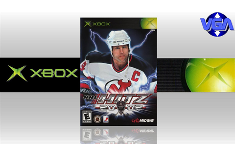 Nhl Hitz 2002 Gameplay Xbox ( 2002 ) - YouTube