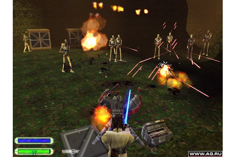 Star Wars: Episode I - The Phantom Menace [1999 Video Game ...