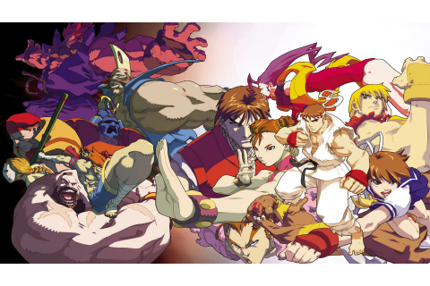Street Fighter Alpha 3 Full HD Wallpaper and Background ...