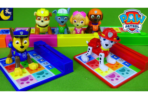 Game Time! New Paw Patrol Back Flip Pup Pup Boogie Game ...