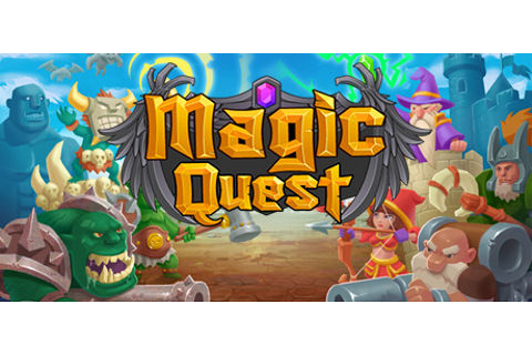 Magic Quest on Steam