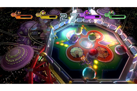 Fuzion Frenzy 2 Xbox 360 Gameplay - Pinball - YouTube
