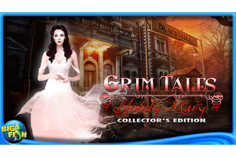 App Shopper: Grim Tales: Bloody Mary - A Scary Hidden ...