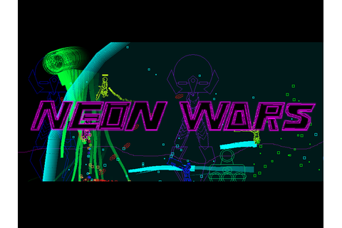 Neon Wars Windows game - Mod DB