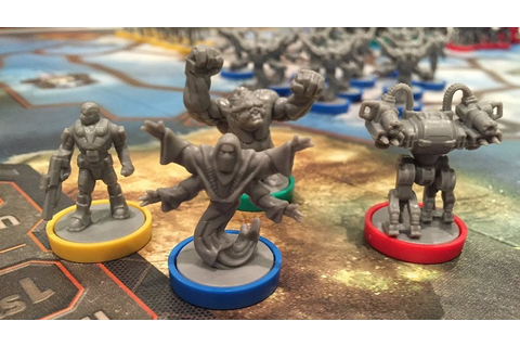 Looking to Take Over The World? Cry Havoc Is The Board ...