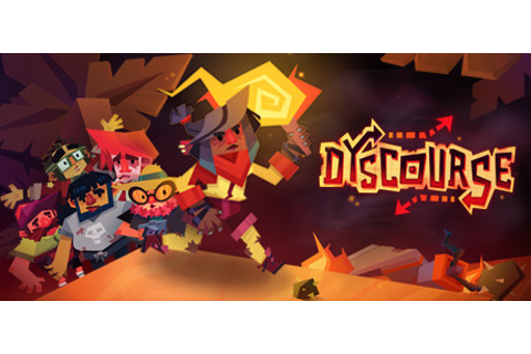 Dyscourse on Steam