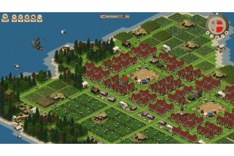 Strategy Game 'Unknown Horizons' Gets Random Maps and New ...