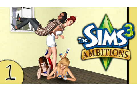 Lets Play: The Sims 3 Ambitions (Part 1) Welcome to ...