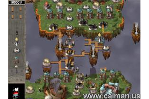 Caiman free games: Netstorm - Islands at War by Activision.