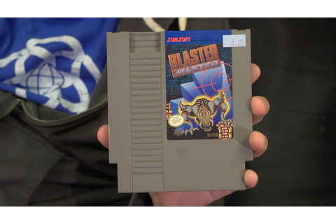 Blaster Master (NES Video Game) PART 1 - James & Mike ...